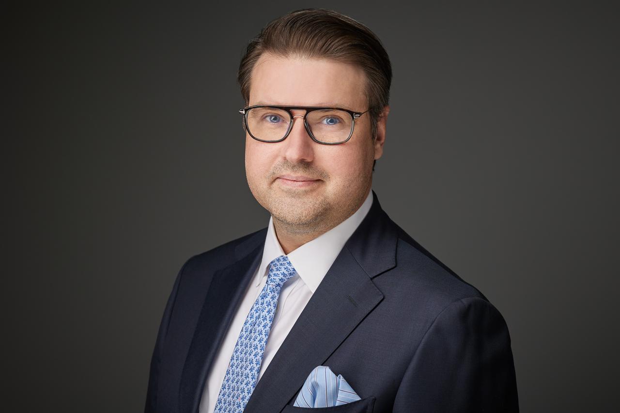 Matthew A. Van Patton, DHA, MA
